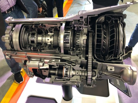 ATSG Blog - GM 10-Speed Transmission with an Allison Name